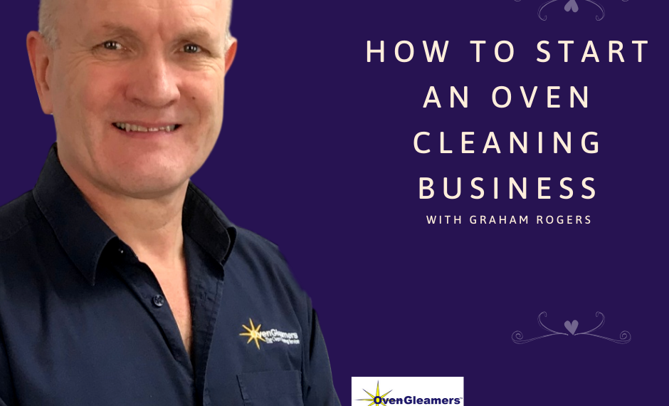 how to start an oven cleaning business