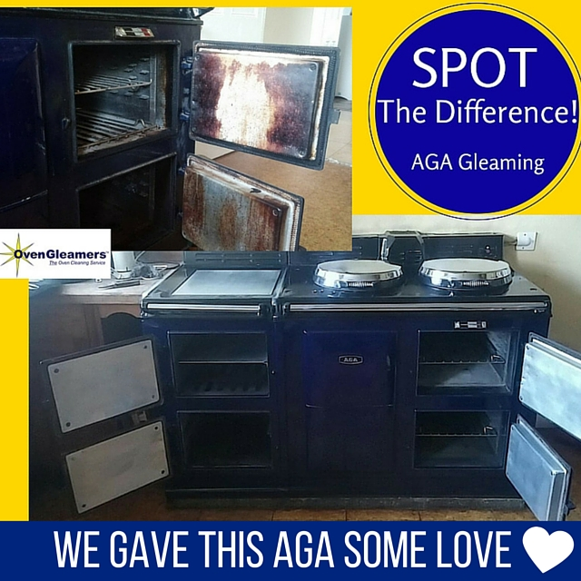 We love AGAs
