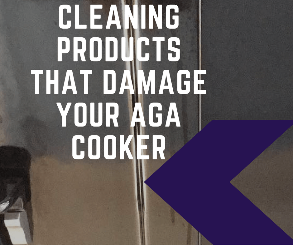 aga cleaning products