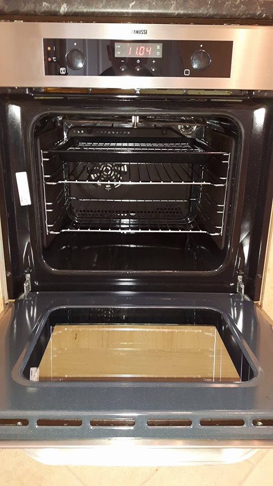 oven cleaning fareham