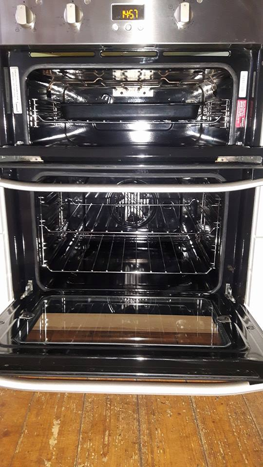 oven cleaning newport gwent