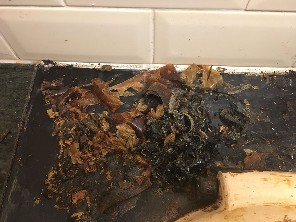 how to clean an old aga