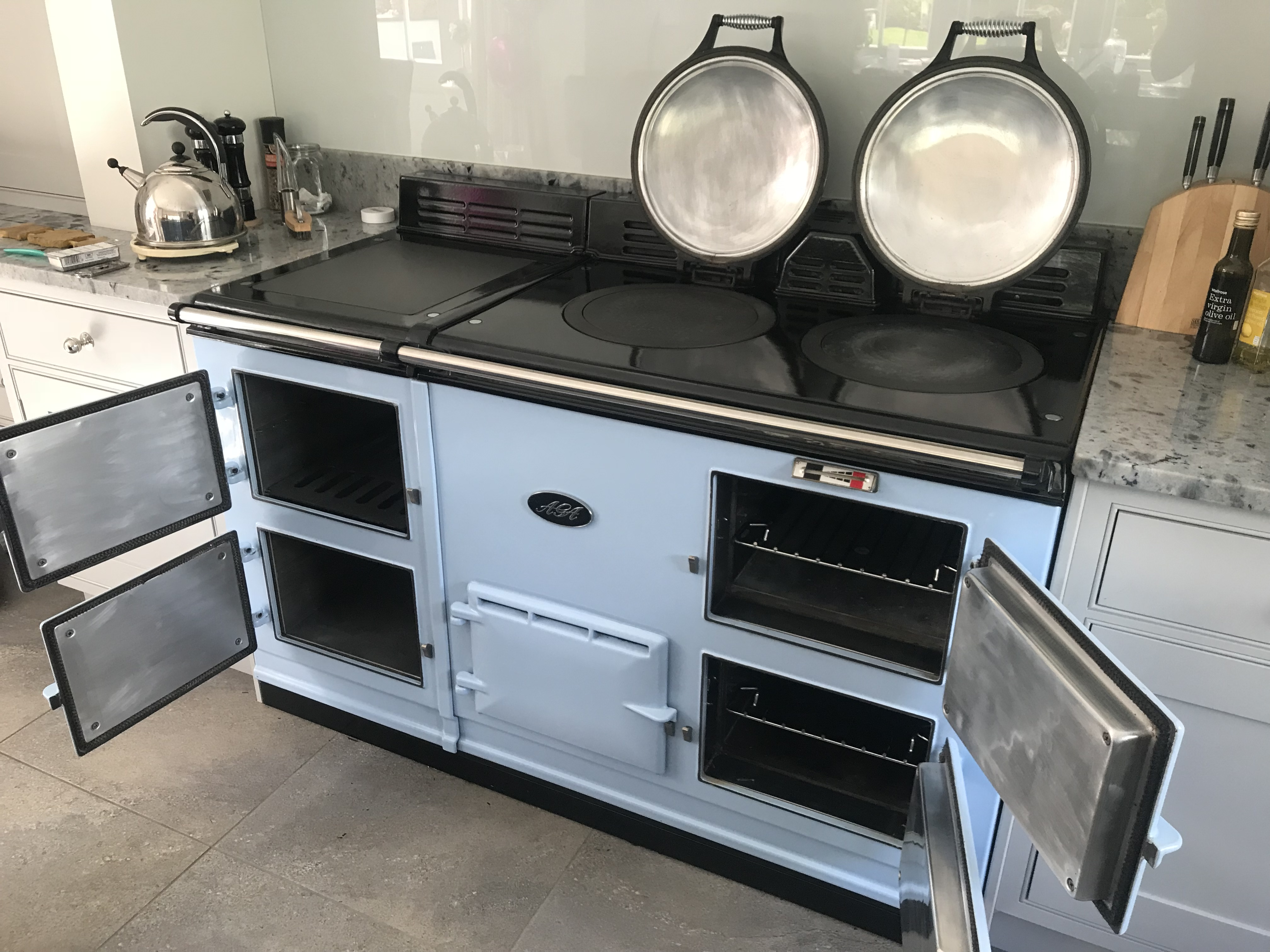 oven cleaners havering