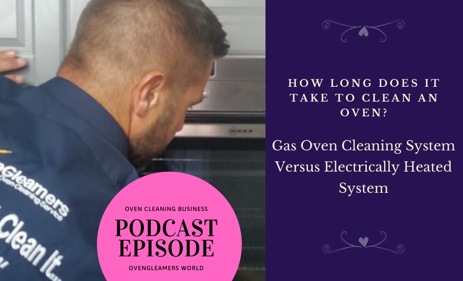 How Long To Clean An Oven