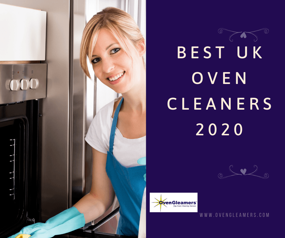 the best UK Oven cleaners 2020