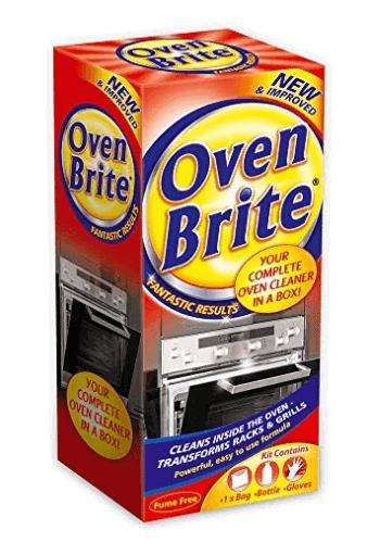 oven brite oven cleaner