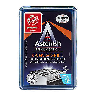 astonish oven cleaner
