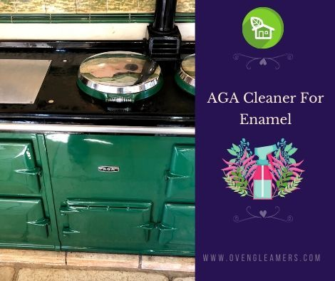 aga cleaner for enamel