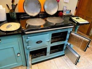 AGA Cooker Cleaners